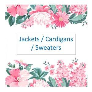 Jackets & Blazers - Jackets / Cardigans / Sweaters